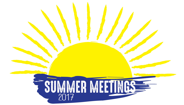 Summer Meetings 2017