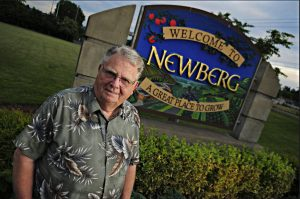 "Club Meeting (CCC)<br>Program: Mayor of the City of Newberg Says Goodbye<br><i>""Reflections and Roads Forward""</i><br>Speaker: Bob Andrews @ Friendsview Retirement Community"