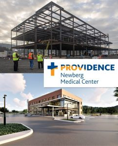 "Club Meeting (CCC)<br>Program:<p style=""margin-left: 40px"">What's New at Providence Newberg - Updates on the new expansion and more!</p>Presenters:<p style=""margin-left: 40px"">Lori Bergen, CEO & Diana Fisher, Executive Director</p>"
