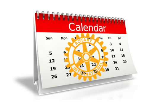 Click HERE for the calendar to find out where we are and what our program will be.