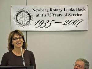 72 Year Old Rotary Club