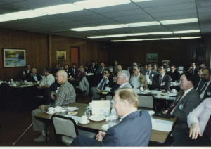 Club Meeting Circa 1990s
