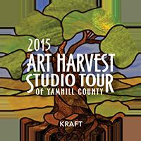 art harvest button
