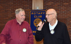 Spike and Stan talk about how Rotary used to be in the old days 041917