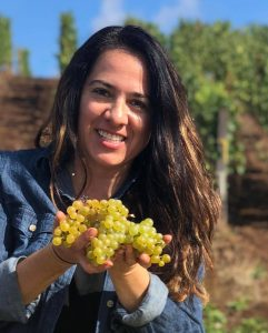 Virtual Club Meeting: Sofia Torres/Cramoisi Vineyard