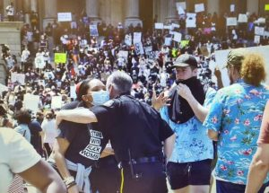 Virtual Club Meeting: Police2Peace with Lisa Broderick