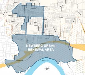 Hybrid Club Meeting: Newberg's Urban Renewal Area Plan @ Zoom or Chehalem Cultural Center